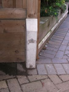 Concrete Posts Gravel Boards Concrete Godfathers